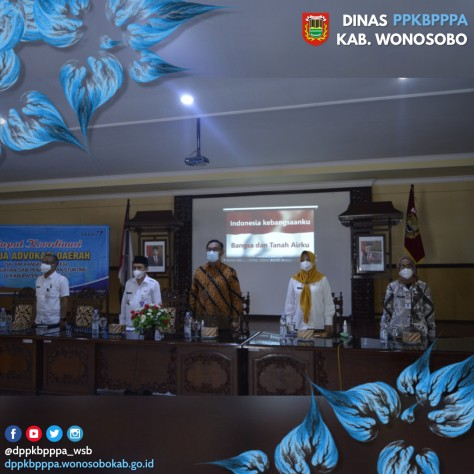 Rapat Koordinasi Advokasi Daerah